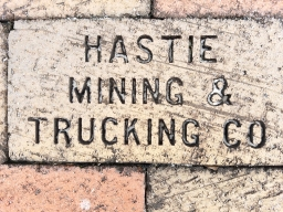 3-2-17 Brick sample Hastie Mining