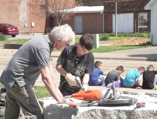 5-4-17 Miner's Memorial CK
