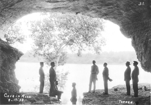 4-6-17 Trigg Cave