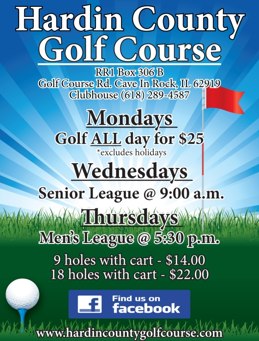 5-11-17 Hardin County Golf Course ad
