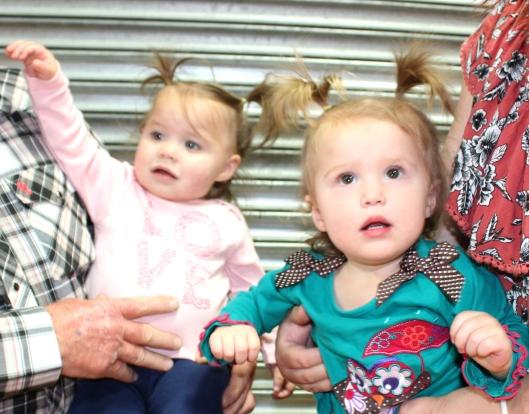 9-14-17 Frontier baby girls
